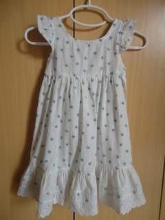 Vestido Niña Talle 2 Años - Impecable! Hermoso!