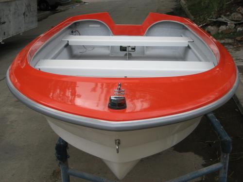 Imagen 1 de 6 de Bote Pescadelta 3.50 Mts, Olympic Marine 2020 Nuevo Sin Moto