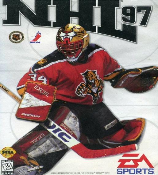 Game Pc Importado Nhl 97 Ea Sports