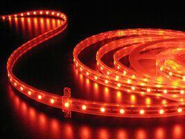 Tira De Leds Para Interior Color Rojo Lt60-s1210-r 12v 60le