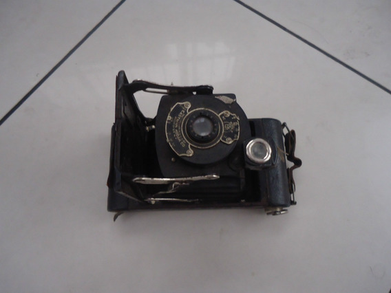 Maquina Fotográfica Antiga Kodak Miniatura Vest Pocket