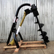 Hoyadora Para Levante De 3 Puntos De Tractor
