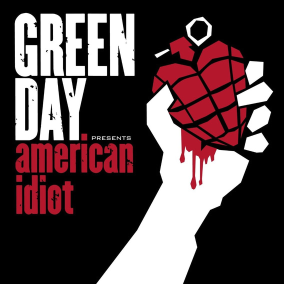 Cd Green Day American Idiot 2004 Novo !