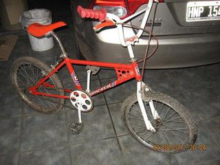 Bicicleta Concord Freestyle Rodado 20 P/niño Oportunidad