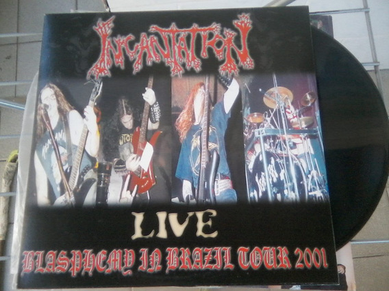 Incantation(lp Novo Duplo)