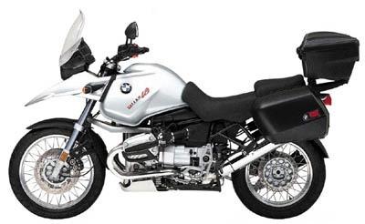 Emblema Adesivo Bmw R1150gs Branca Par Bwf1150gs02