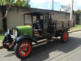Carro Antigo 1922