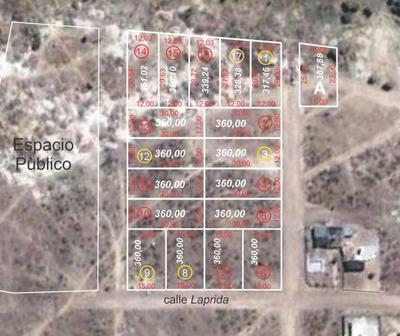 Lotes En La Falda - Sierras De Córdoba - Excelente Inversión