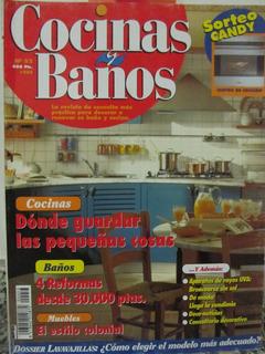 Libreriaweb Revista Cocinas Y Baños - N 53