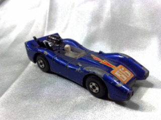 Matchbox Nº 61 Blue Shark A Lesney Product