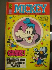 Raridade- Gibi Antigo - Mickey - Ano 1975 Nº 276