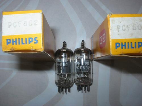 Valvula Eletronica Pcf 802 Philips