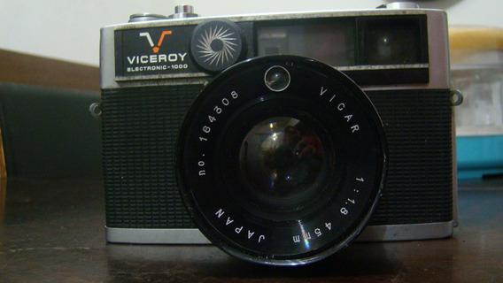Camera Fotográfica Viceroy Electronic 1000 Ver Descrição