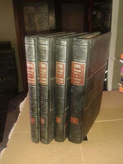 Filosofia: Antiga, Católica E Moderna - 4 Edições