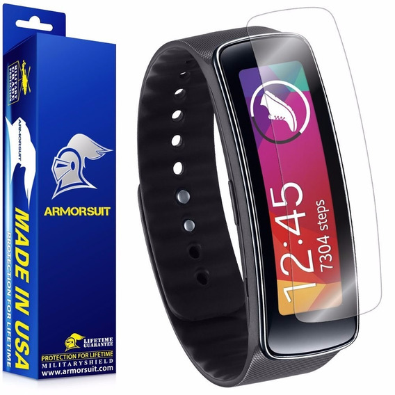 Protector Armorsuit Militaryshield Samsung Gear Fit Screen