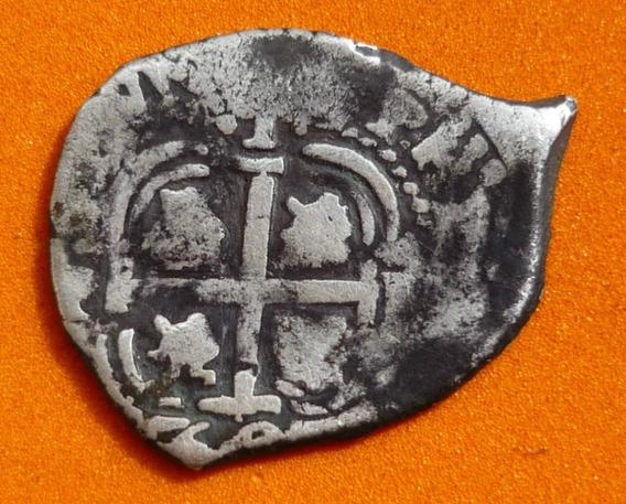 Argentina Potosí Macuq 1 Real 1662 Bueno/muybueno