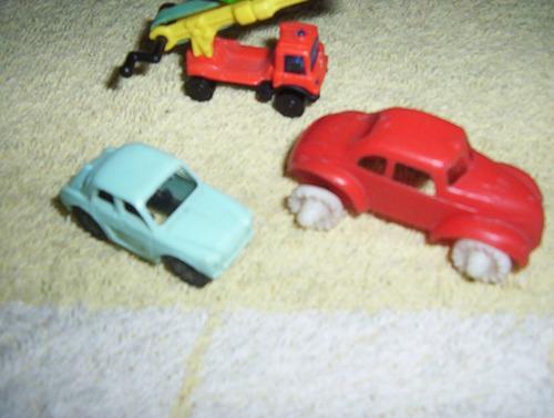 Ruterito Y Gordini  Y Camion  Lote (