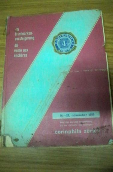 46 Sellos Y Subastas _ 46 Biefmarken-versteigerung Nov 1959