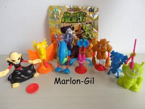 Coleção Recreio Desafio Alien Kit 7 Peças ! !