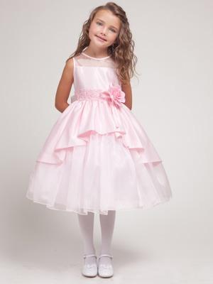 Hermoso Vestido De Fiesta Color Rosa