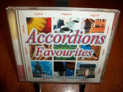 Duo De Acordiones-kotodziej-paluch Cd Original