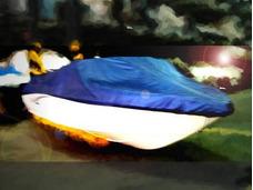 Lona Funda Carpa Cobertor Lancha Barco Velero Moto Agua