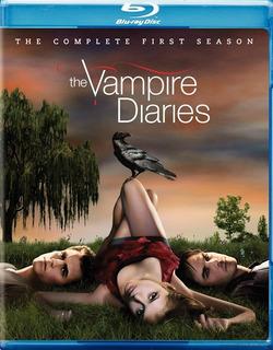 Blu-ray The Vampire Diaries Season 1 / Temporada 1