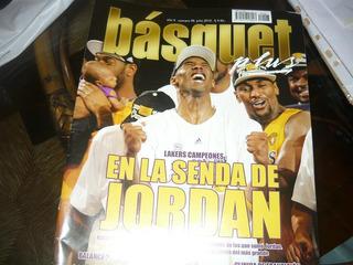 Revista Basquet Plus Nro 98 En La Senda De Jordan