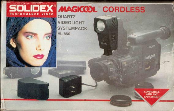 Iluminador Videolight Para Filmadora
