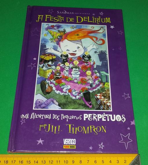 Fest De Delirium Aventuras Pequenos Perpétuos Sandman Gaiman