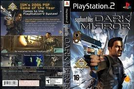 Game Syphon Filter Dark Mirror