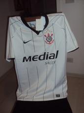 1a0d018590ea3 Camisa Oficial Corinthian 2008 - Camisas Masculina de Times ...