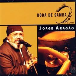 Cd   Roda De Samba-jorge Aragão