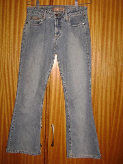 Calça Jeans Feminina Importada L.e.i Tenho Colcci Carmim