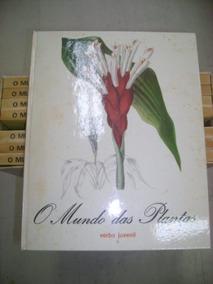 O Mundo Das Plantas ( 8 Volumes De Capa Dura) #