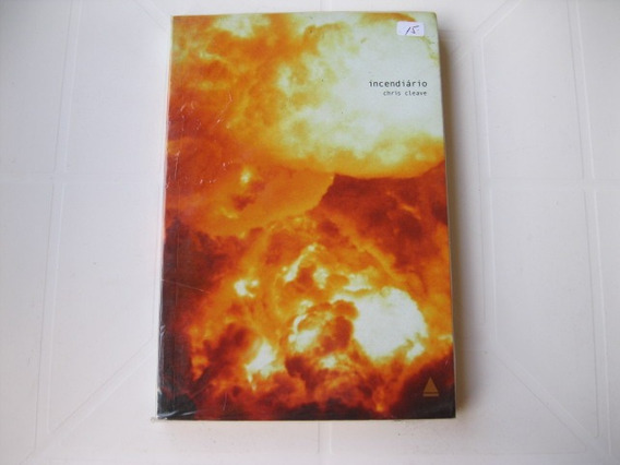 Livro - Incendiário - Literatura Estrangeira
