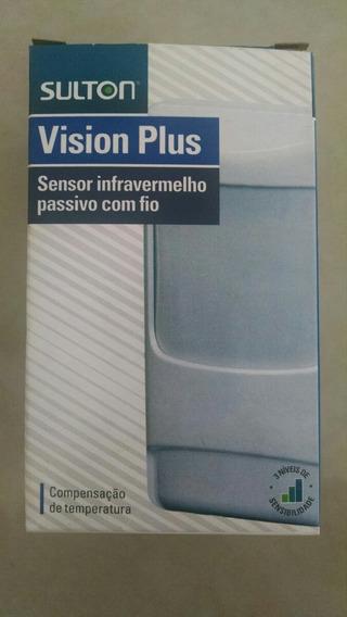 Kit Sensor De Alarme Vision Sulton C/ 2 Pçs