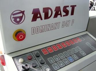 Esquema Elétrico Adast Dominant 547 Formato 4