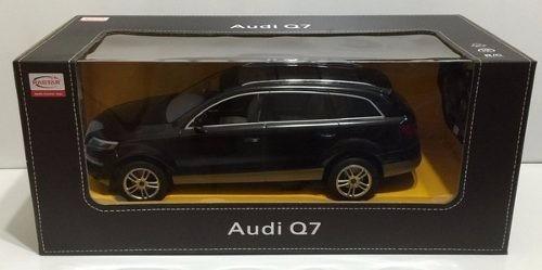 Auto Radio Control Audi Q7 Rastar 1:14