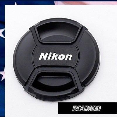 Tampa Para Camera Nikon Lentes Objetivas E Angular 52mm