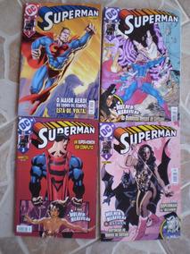 Superman! Panini 2002-2010! Vários! R$ 15,00 Cada!
