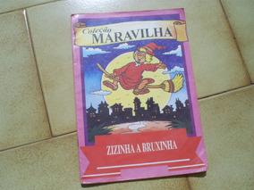 Livro De Literatura Zezinha A Bruxinha