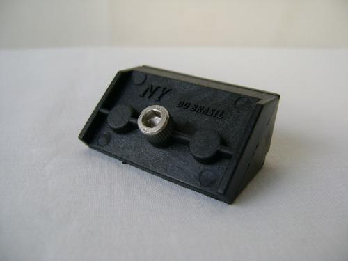 Raspador De Algas P/ Limpador Magnético Ny Para Aquários