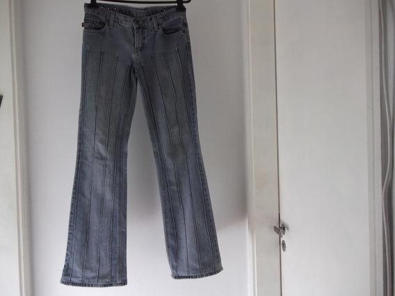 Calça Jeans Feminina Azul Tam. 38 P Zoomp