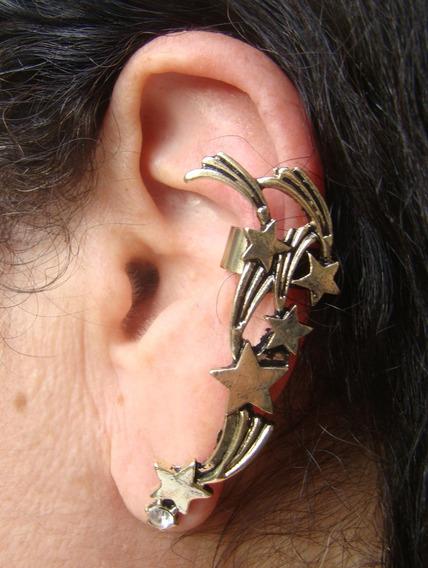 Ear Cuff, Brinco De Encaixe,algema,bracelete, Pressão