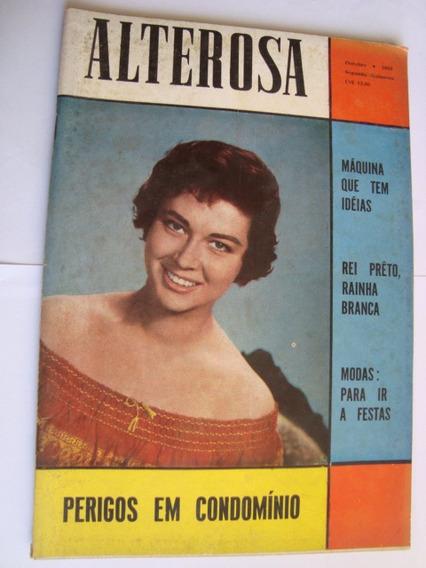 Revista Alterosa 316 De 15 Outubro 1959 Minas Gerais