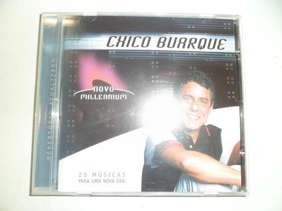 Cd Nacional - Chico Buarque - Novo Millennium Frete 10,00