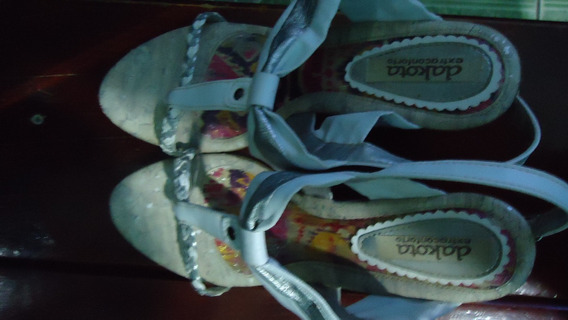 Sandália Dakota Extra Conforto N° 36 - Frete Grátis