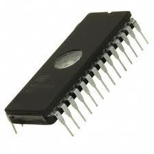 Microcontrolador Mc68705p3 Raridade !!