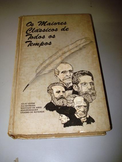 ^â^ -livro - Os Maiores Classicos De Todos Os Tempos